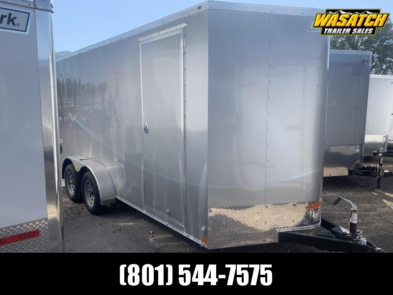 Haulmark 7x16 Silver Passport Deluxe Enclosed Cargo