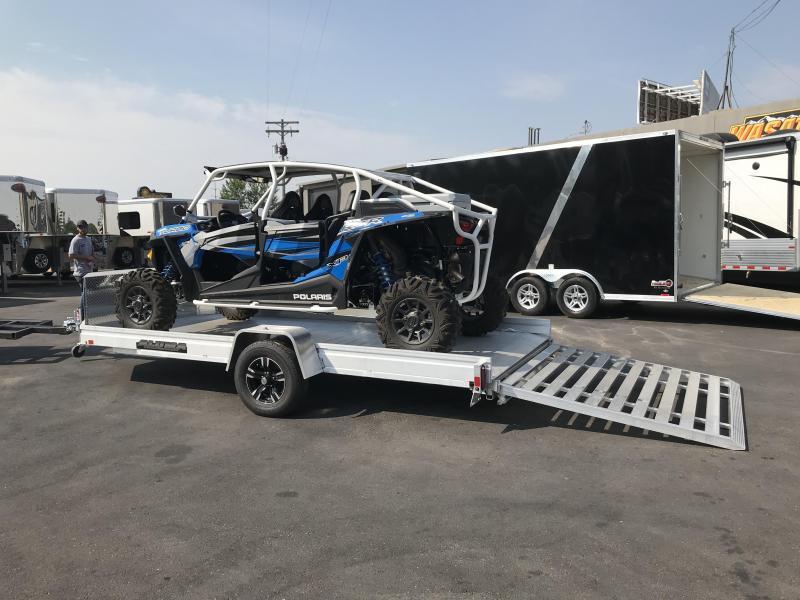 Aluma UTR14 ATV Trailer