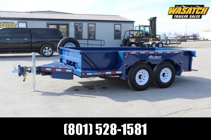 Air Tow UT14-12 Equipment Trailer