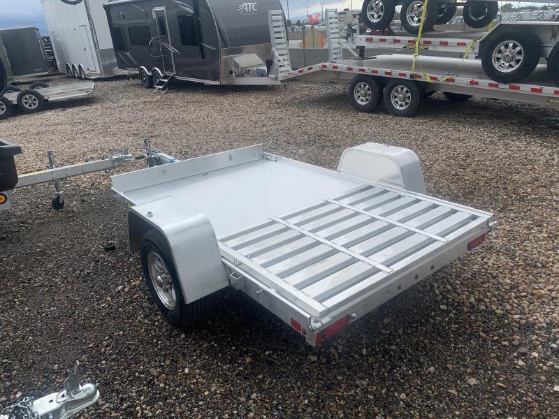 Aluma 5'3"x8' (638) Aluminum Utility