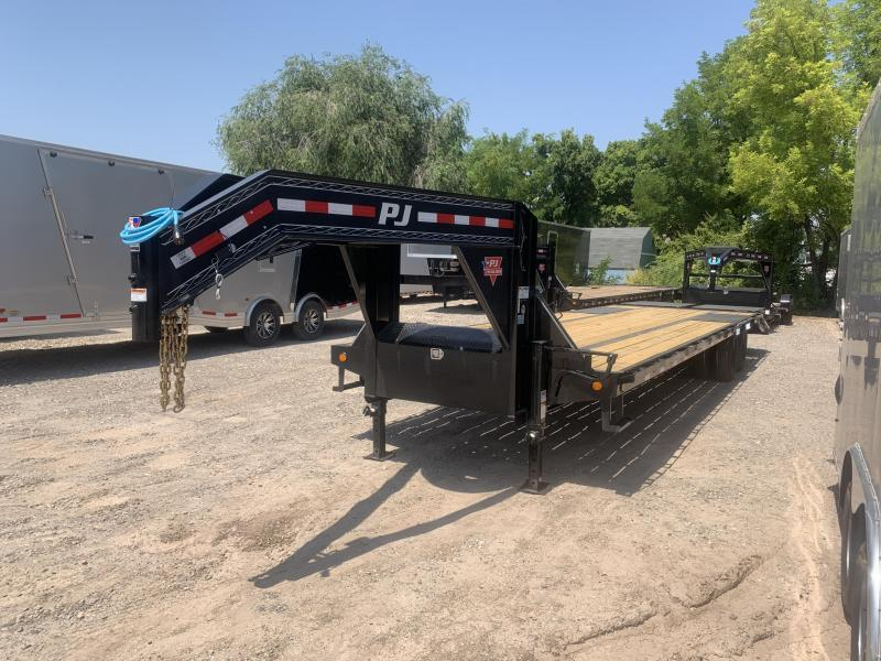 PJ 32' Gooseneck Duals (LD) Flatbed / Flatdeck / Equipment
