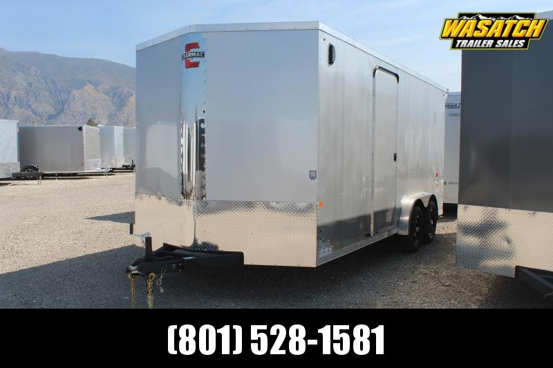 2022 Charmac Trailers 75x18 Stealth Enclosed Cargo Trailer