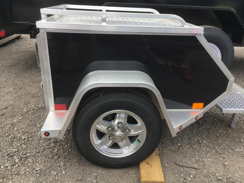 Aluma MCT Towable Motorcycle Trailer