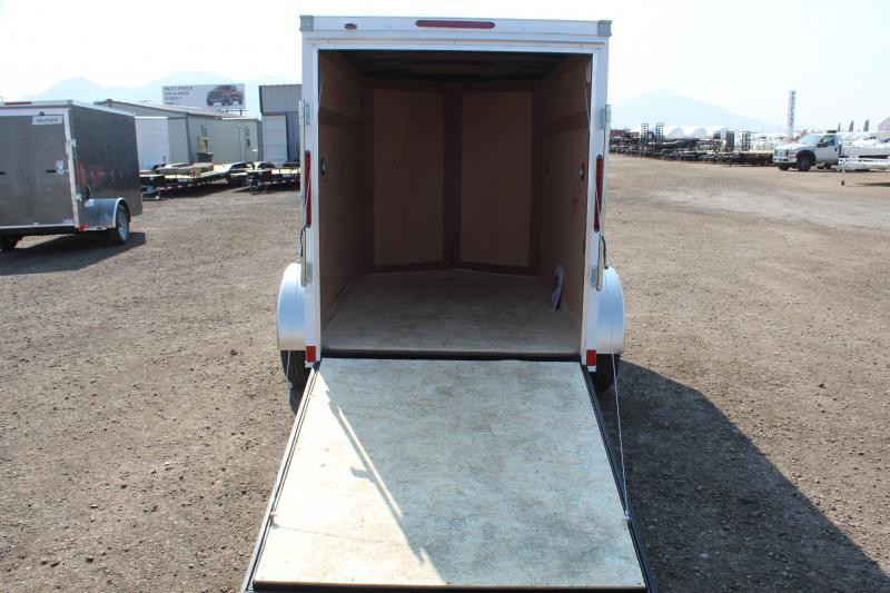 Haulmark 5x8 Passport Enclosed Cargo Trailer