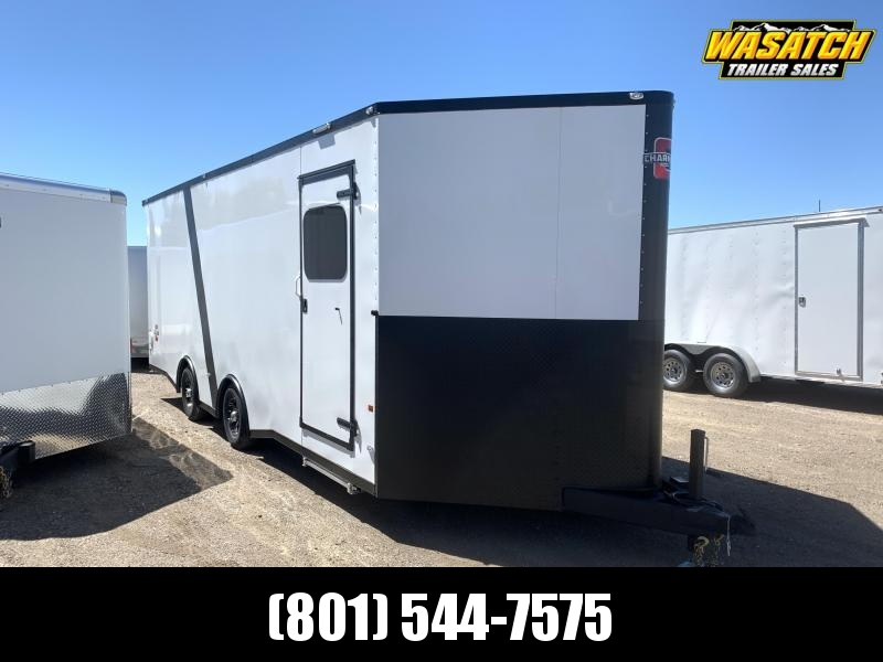 Charmac 100x28 Stealth Enclosed Cargo Trailer