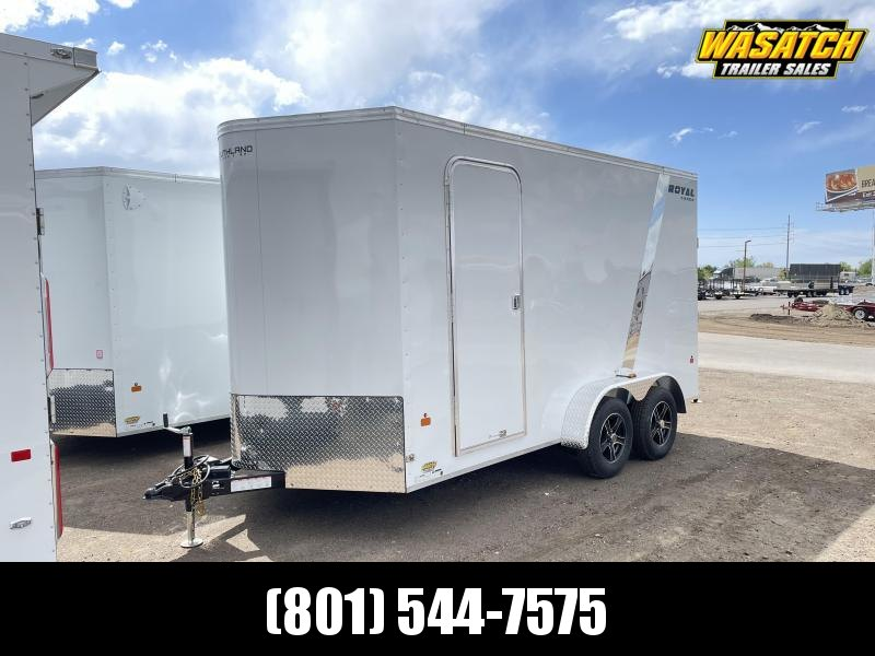 Southland 7x14 Royal Finished Enclosed Cargo Trailer