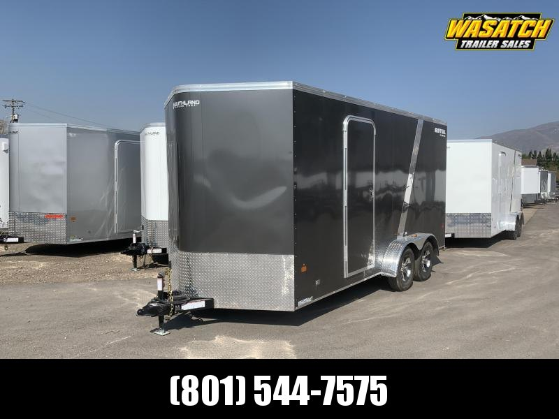 Southland 7x16 Royal Enclosed Cargo