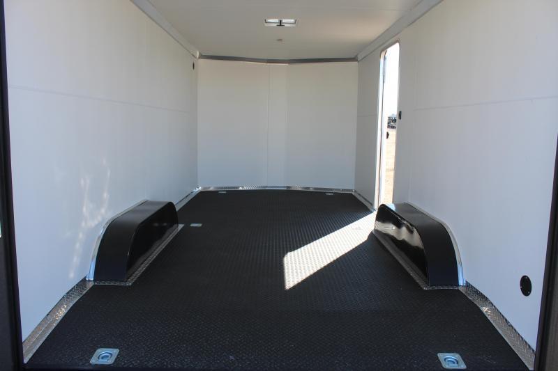 Charmac Trailers 85x18 Stealth Car / Racing Trailer