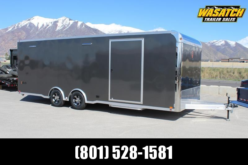 ***InTech Trailers 8.5x24 InTech Car / Racing Trailer***