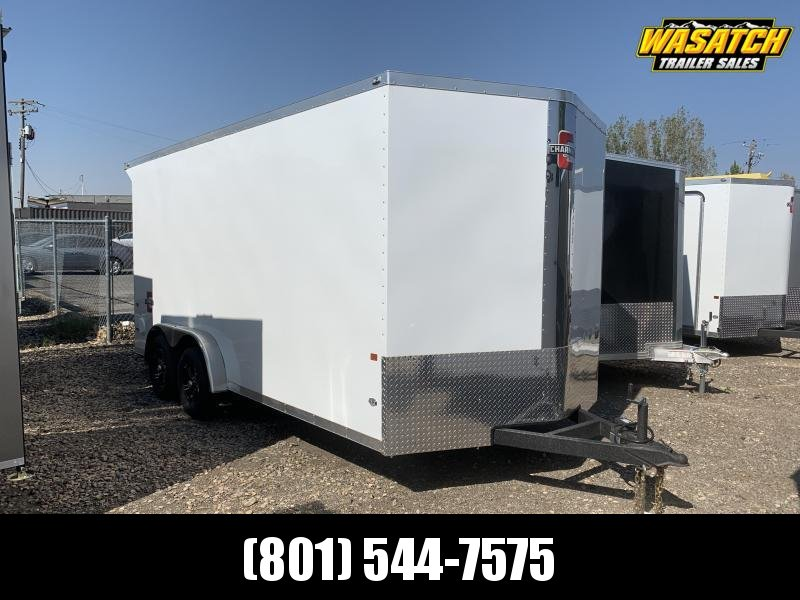 Charmac 7.5x16 Stealth Enclosed Cargo w/ UTV Package