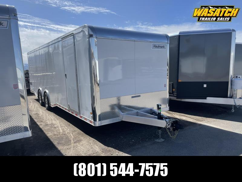 Haulmark 8.5x28 Edge ALX Aluminum Enclosed Cargo / Racing Trailer
