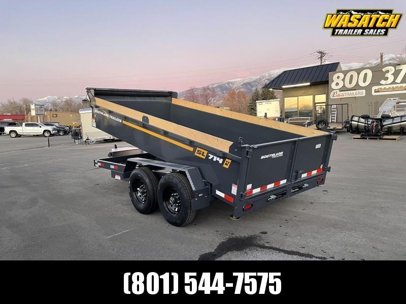 Southland 7x14 - Tandem 7k - Dump