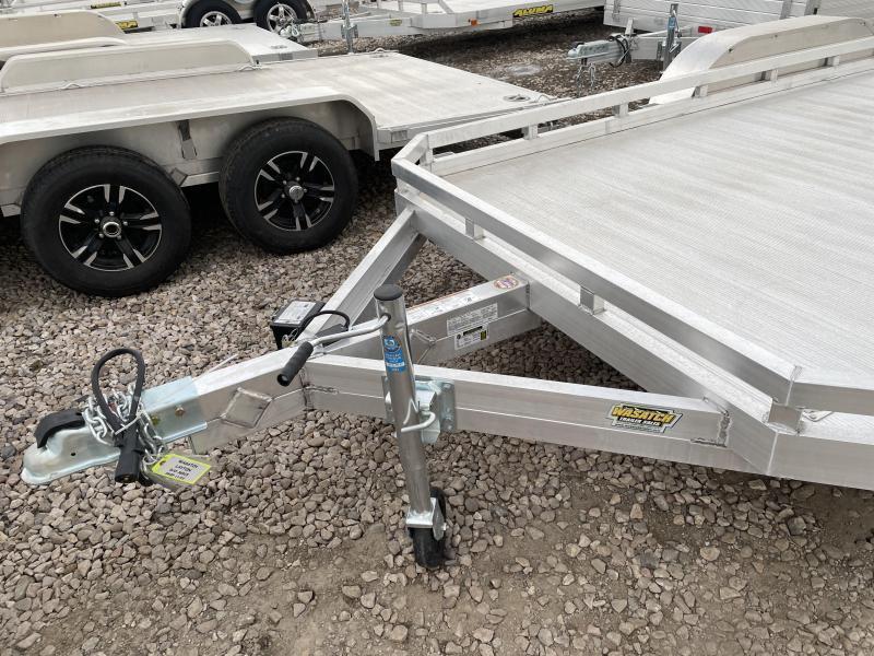 Aluma 6.5x14 Tandem Aluminum (7814R) Utility