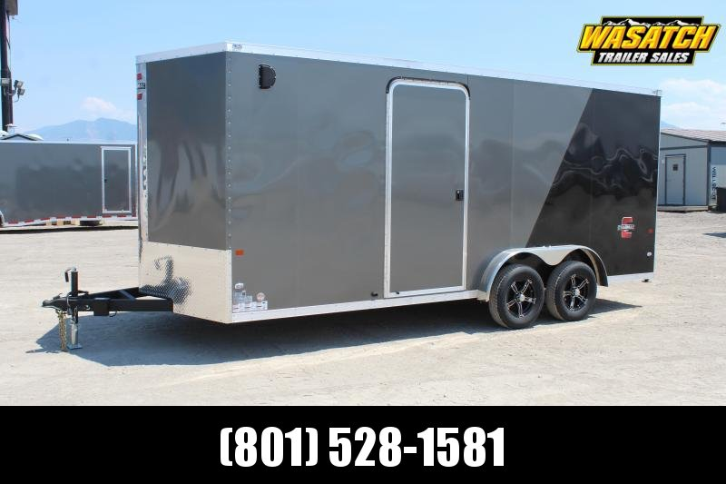 Charmac Trailers 7.5x18 Stealth Enclosed Cargo Trailer