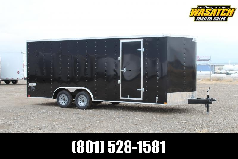 Haulmark 85x20 Passport Deluxe Enclosed Car / Racing Trailer
