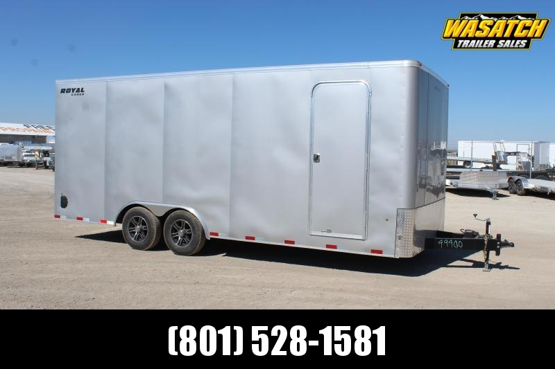 ***Southland Trailers 85x20 Southland Enclosed Car / Racing Trailer***