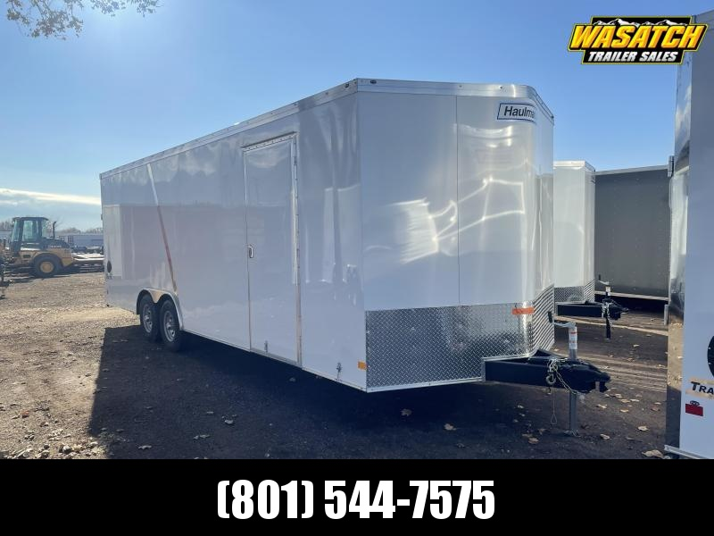 Haulmark 8.5x24 Transport Enclosed Cargo w/ UTV Pkg