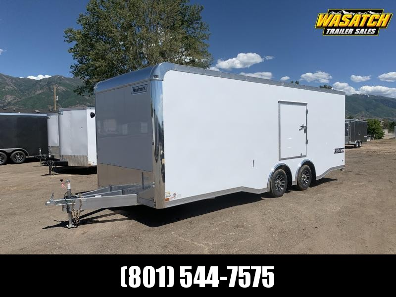 2020 Haulmark 24 ft Aluminum Edge ALX Car / Racing Trailer