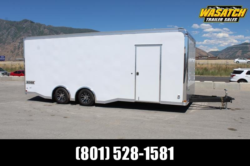 Haulmark 85x24 Edge Car / Racing Trailer