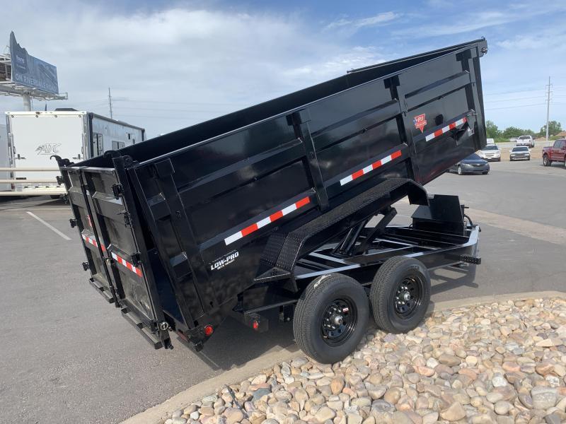 PJ 7x14 High Side Dump (DM)