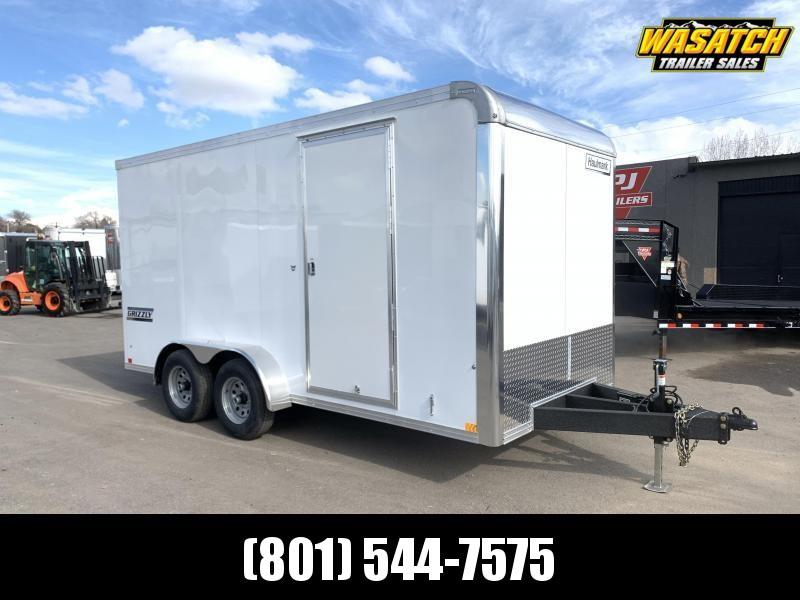 Haulmark 7x16 Heavy Duty Grizzly Cargo Trailer