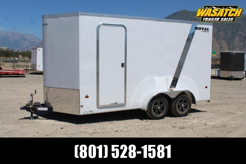 ***Southland Trailers 7x14 Royal Enclosed Cargo Trailer***