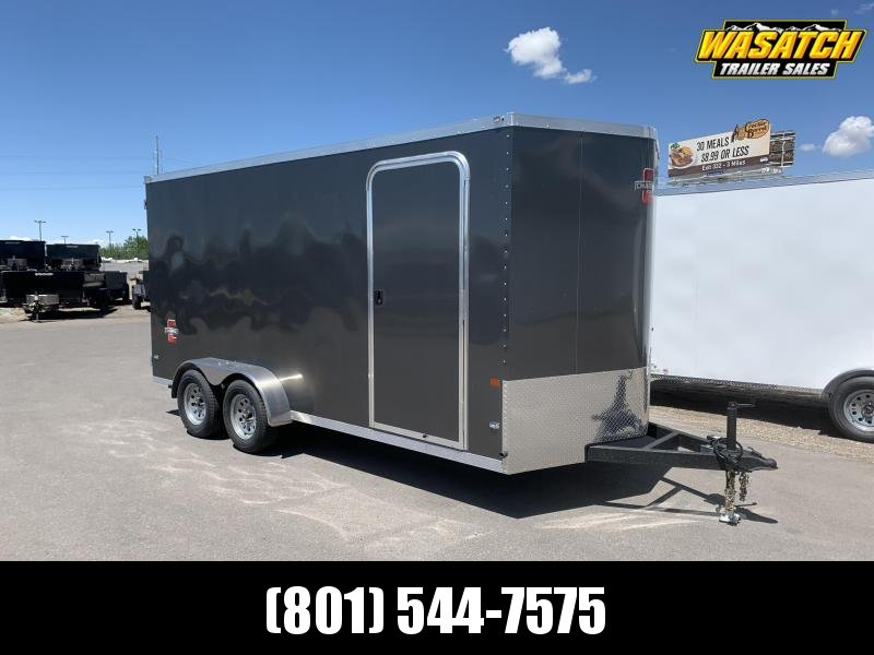 Charmac 7x16 Stealth Enclosed Cargo Trailer