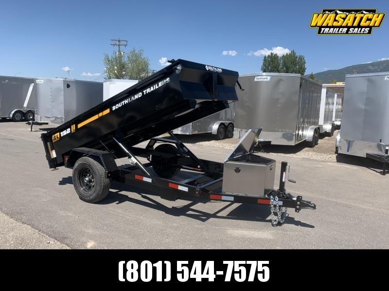 Southland 5x10 Single 52k Axle Dump