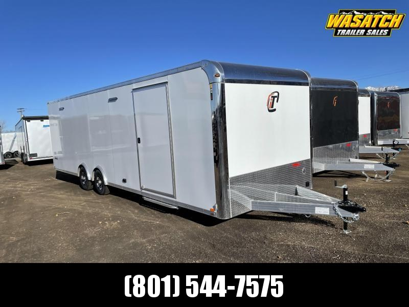 inTech 28' Lite Aluminum Car / Racing Trailer