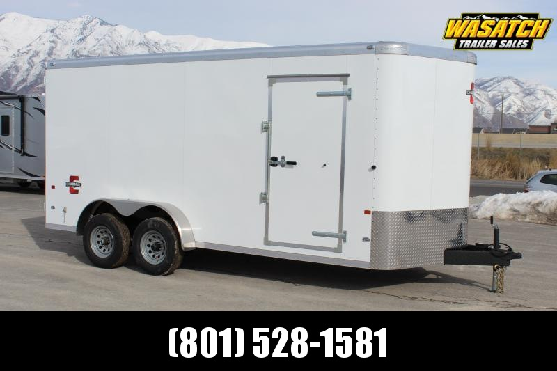 Charmac Trailers 7x16 Standard Duty Enclosed Cargo Trailer