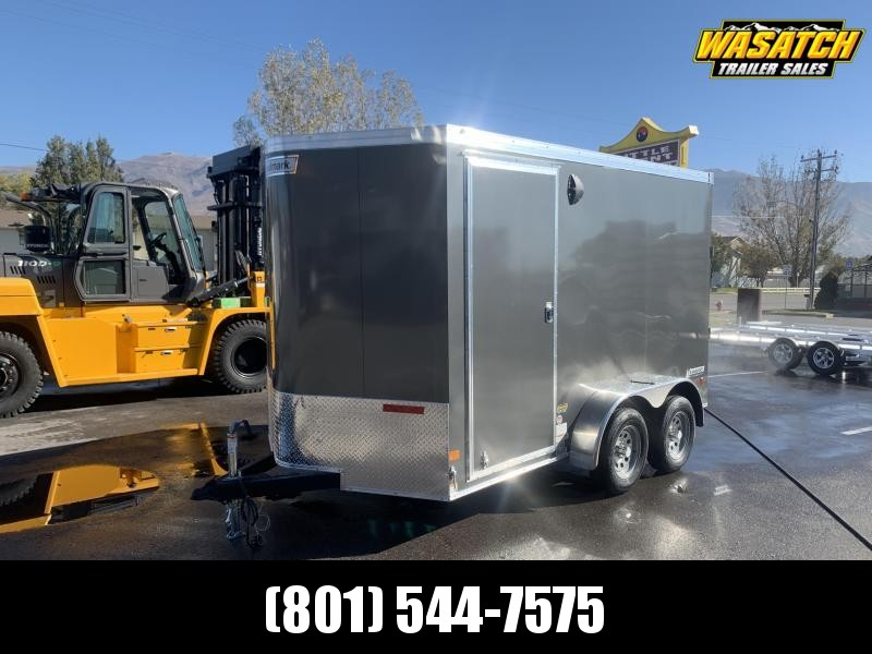 Haulmark 7x12 Transport Enclosed Cargo Trailer