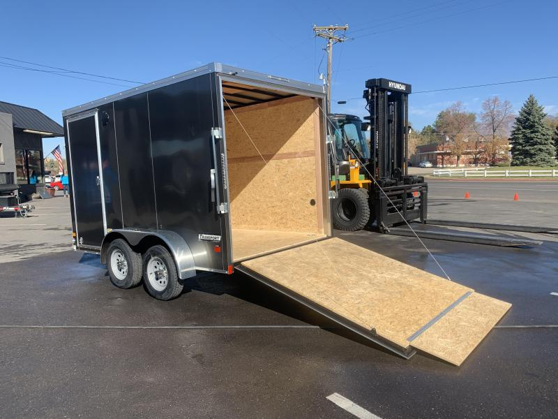Haulmark 7x12 Transport Enclosed Cargo Trailer