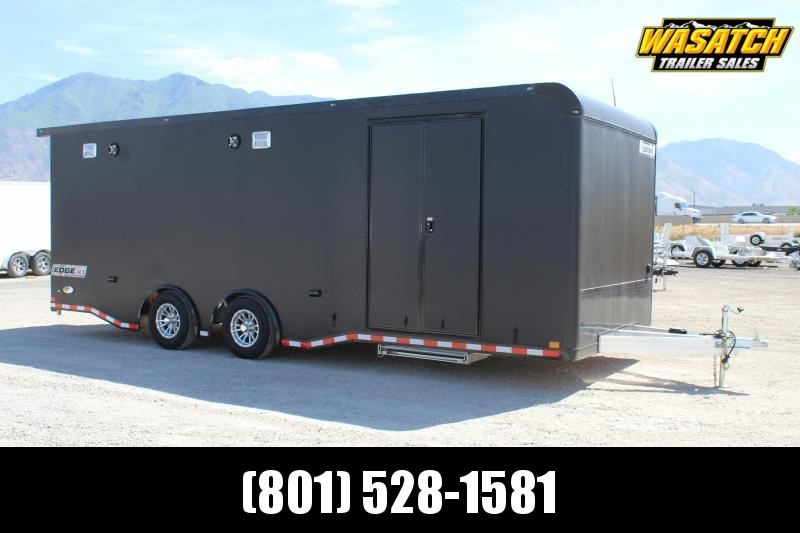 Haulmark 85x24 Edge ALX Car / Racing Trailer