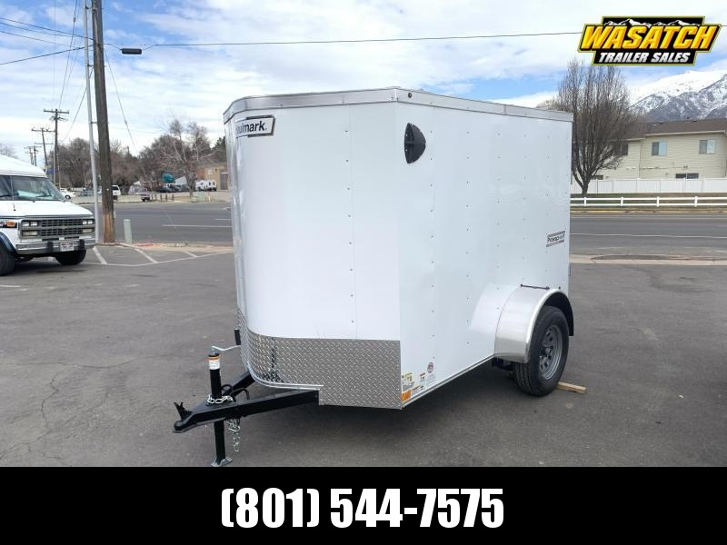 Haulmark 5x8 Passport w/ Ramp Enclosed Cargo