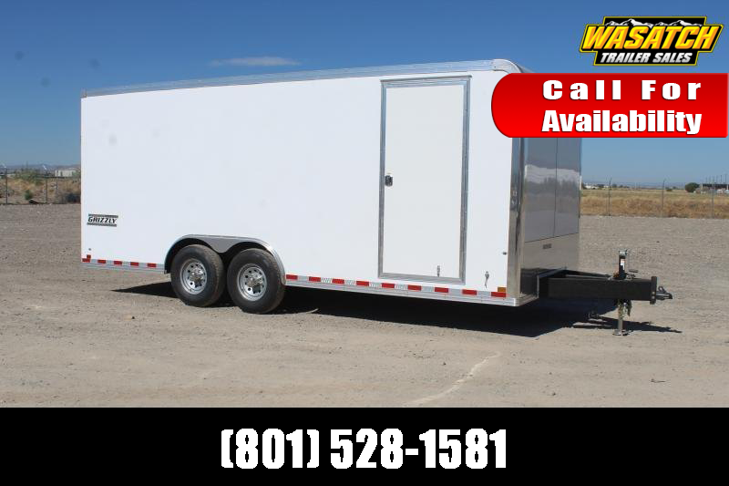 Haulmark 85x20 HD Grizzly Enclosed Cargo Trailer