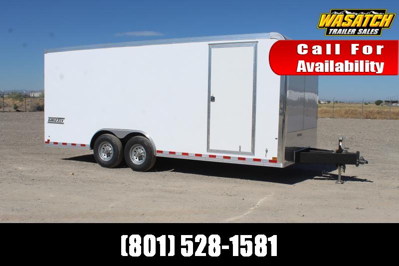 Haulmark 85x20 HD Grizzly Enclosed Cargo Trailer