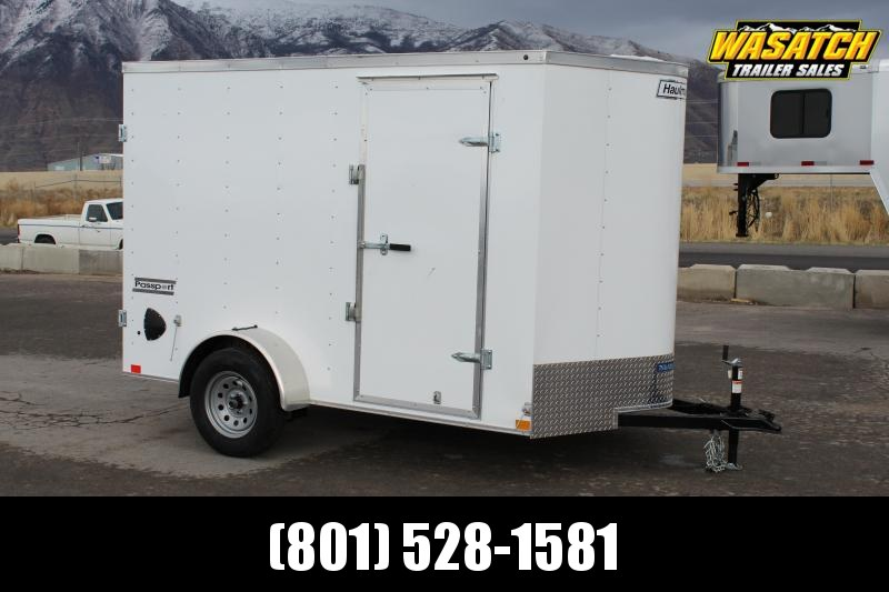 Haulmark 6x10 Passport Enclosed Cargo Trailer