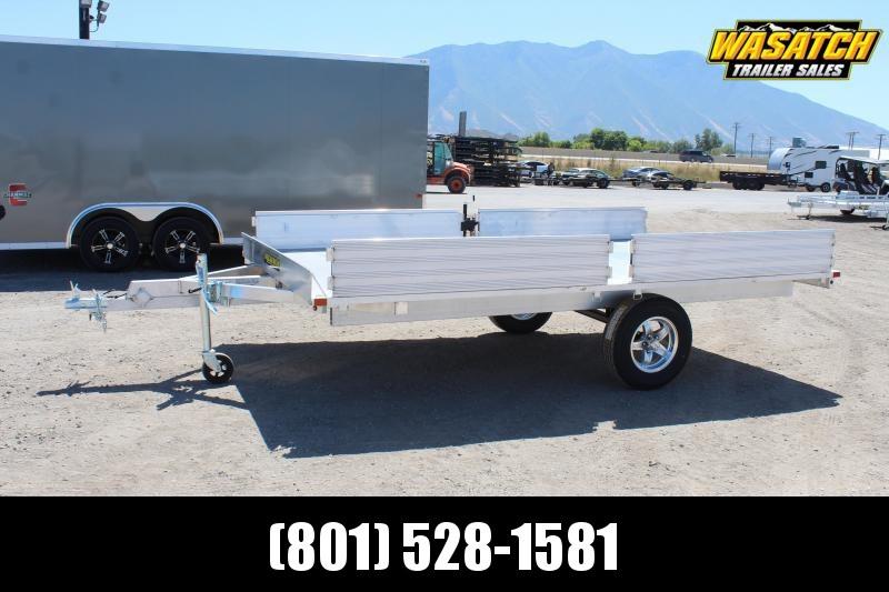 Aluma A8812 Aluminum ATV Trailer