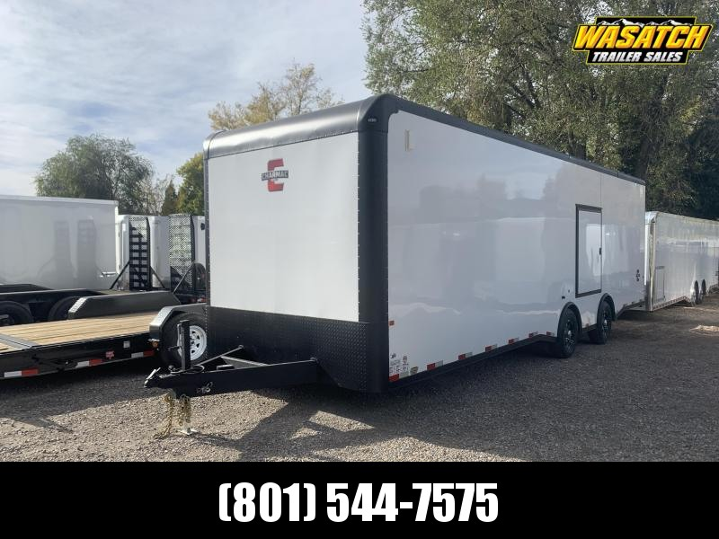 Charmac 30' Legend Car / Racing Trailer