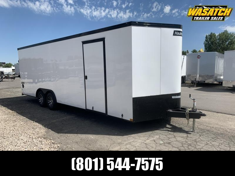 Haulmark 8.5x24 Transport Enclosed Cargo