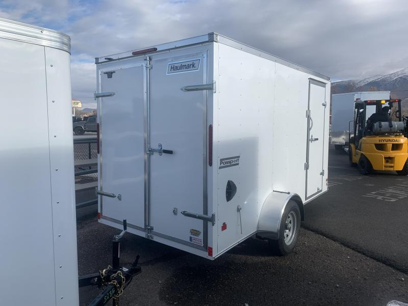 Haulmark 6x12 Passport Cargo w/ Barn Doors