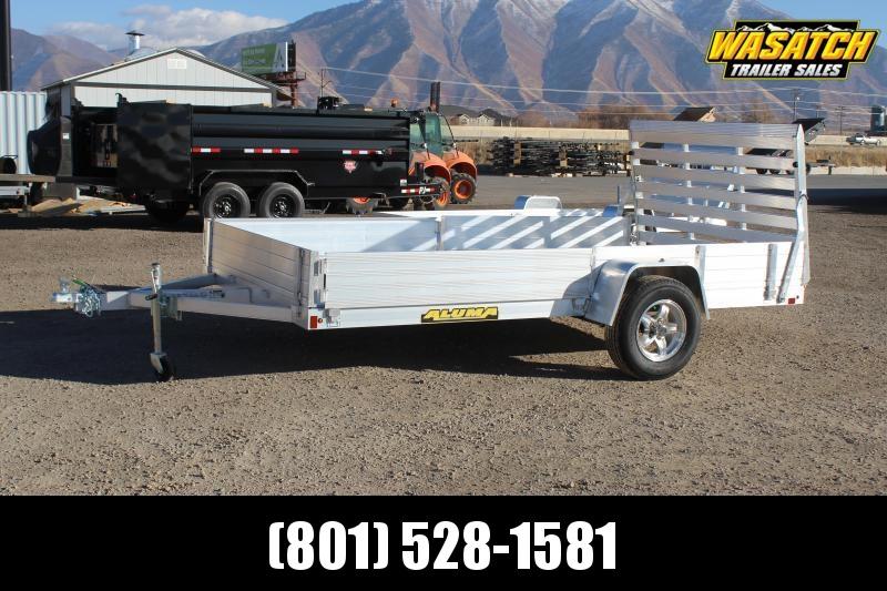Aluma 8112ST Aluminum Utility Trailer