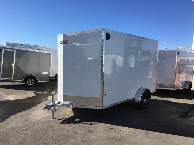 2019 High Country 7x12 Xpress Enclosed Cargo Trailer