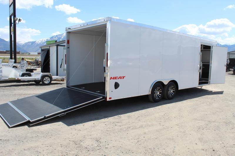 Haulmark 85x24 Heat Car / Racing Trailer