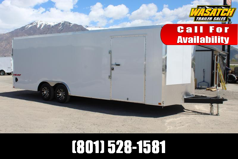 Haulmark 85x24 Heat Car / Racing Trailer