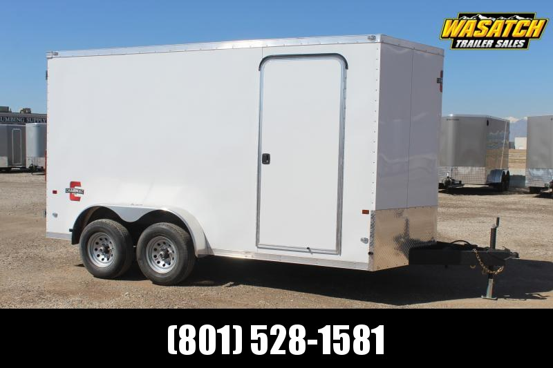Charmac Trailers 7x14 Stealth Enclosed Cargo Trailer