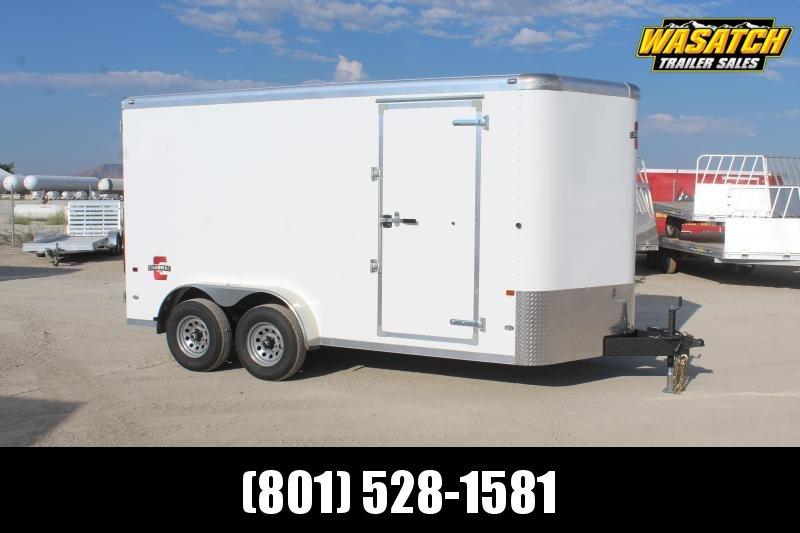 Charmac Trailers 7x14 Standard Duty Enclosed Cargo Trailer