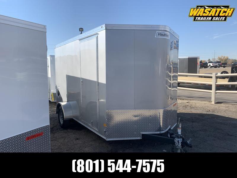 2021 Haulmark 7x12 Transport Enclosed Cargo Trailer