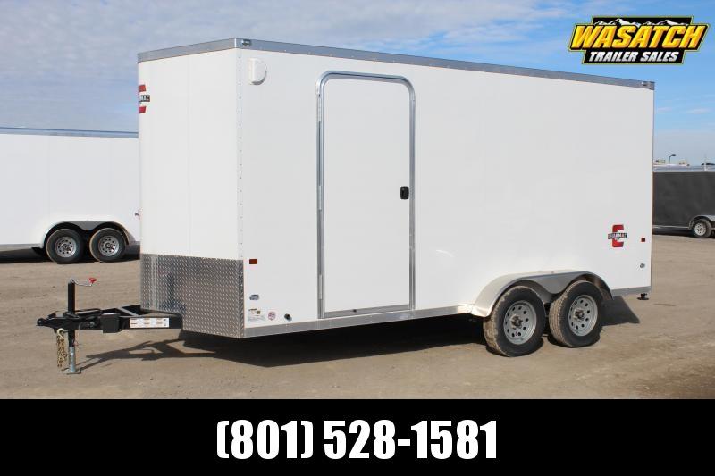 Charmac Trailers 7x16 Stealth Enclosed Cargo Trailer