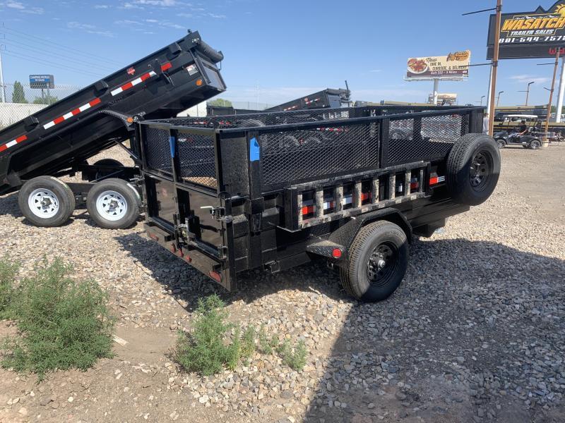 PJ 5x10 Single 52k Axle Utility (D5) Dump